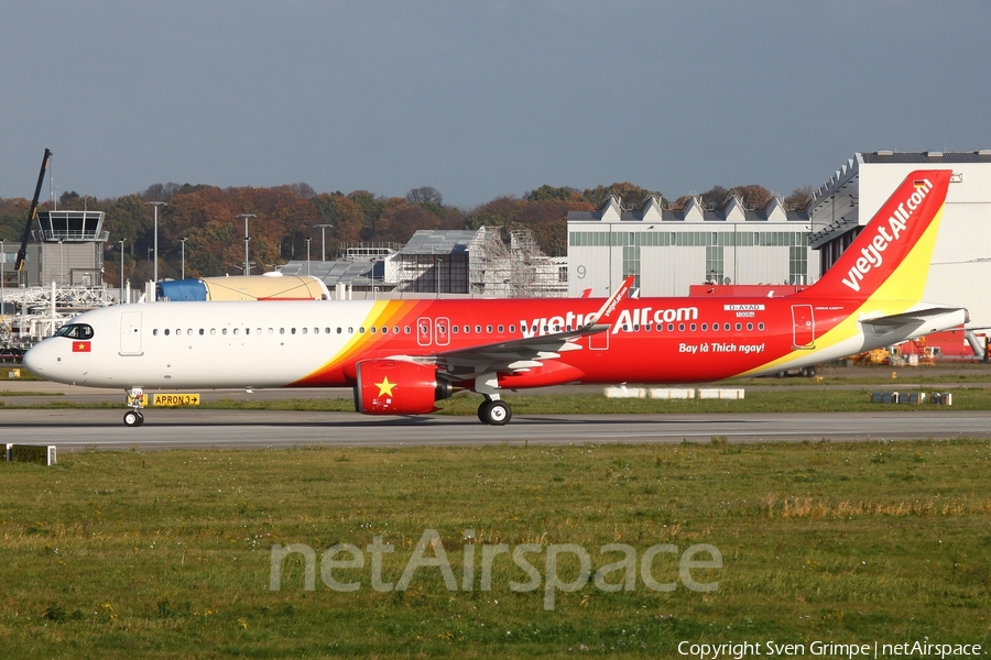 VietJet Air Airbus A321-271NX (D-AYAD) | Photo 409327