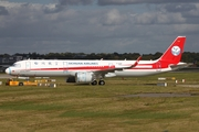 Sichuan Airlines Airbus A321-271N (D-AYAE) at  Hamburg - Finkenwerder, Germany
