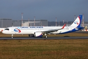 Ural Airlines Airbus A321-251NX (D-AYAI) at  Hamburg - Finkenwerder, Germany