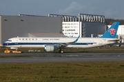 China Southern Airlines Airbus A321-253NX (D-AYAL) at  Hamburg - Finkenwerder, Germany