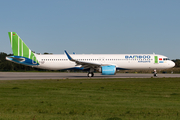 Bamboo Airways Airbus A321-251NX (D-AZAB) at  Hamburg - Finkenwerder, Germany