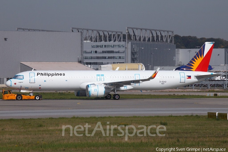 Philippine Airlines Airbus A321-271NX (D-AZAO) | Photo 349461
