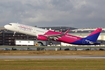 Wizz Air Airbus A321-231 (D-AZAV) at  Hamburg - Finkenwerder, Germany