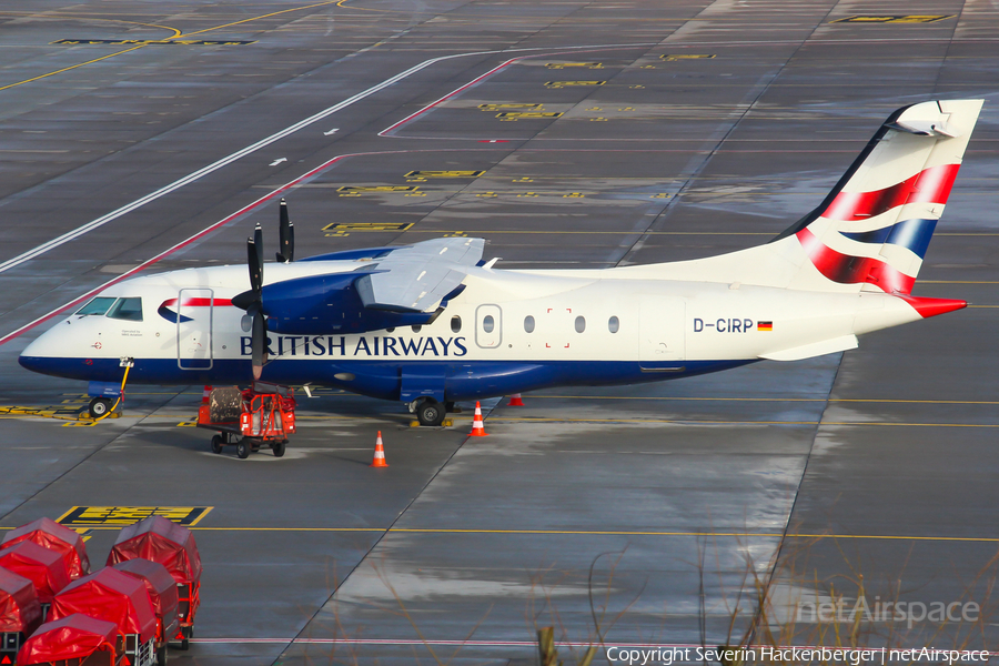 British Airways (Sun Air of Scandinavia) Dornier 328-120 (D-CIRP) | Photo 203444