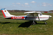 (Private) Cessna F150J (D-EBGH) at  Itzehoe - Hungriger Wolf, Germany