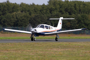 (Private) Piper PA-28RT-201 Turbo Arrow IV (D-ECSK) at  Marl - Loemuhle, Germany