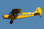(Private) Piper PA-18-95 Super Cub (D-EMAD) at  Hamburg - Fuhlsbuettel (Helmut Schmidt), Germany