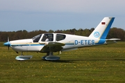 (Private) Socata TB 10 Tobago (D-ETES) at  Uetersen - Heist, Germany