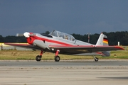 (Private) Zlin Z-526F Trener Master (D-EWNG) at  Lubeck-Blankensee, Germany