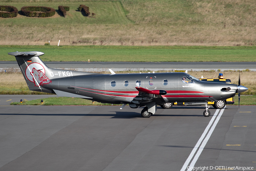(Private) Pilatus PC-12/47E (D-FKGI) | Photo 403644