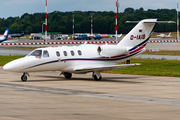 (Private) Cessna 525 Citation CJ1+ (D-IAIB) at  Hamburg - Fuhlsbuettel (Helmut Schmidt), Germany