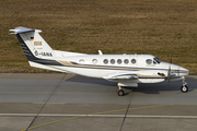 Dix Aviation Beech King Air B200 (D-IANA) at  Berlin - Tegel, Germany