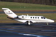 (Private) Cessna 525 CitationJet (D-IBWA) at  Hamburg - Fuhlsbuettel (Helmut Schmidt), Germany
