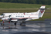 (Private) Beech King Air B200GT (D-ICKE) at  Hamburg - Fuhlsbuettel (Helmut Schmidt), Germany