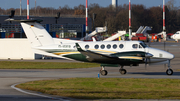 (Private) Beech King Air B200GT (D-IGER) at  Hamburg - Fuhlsbuettel (Helmut Schmidt), Germany