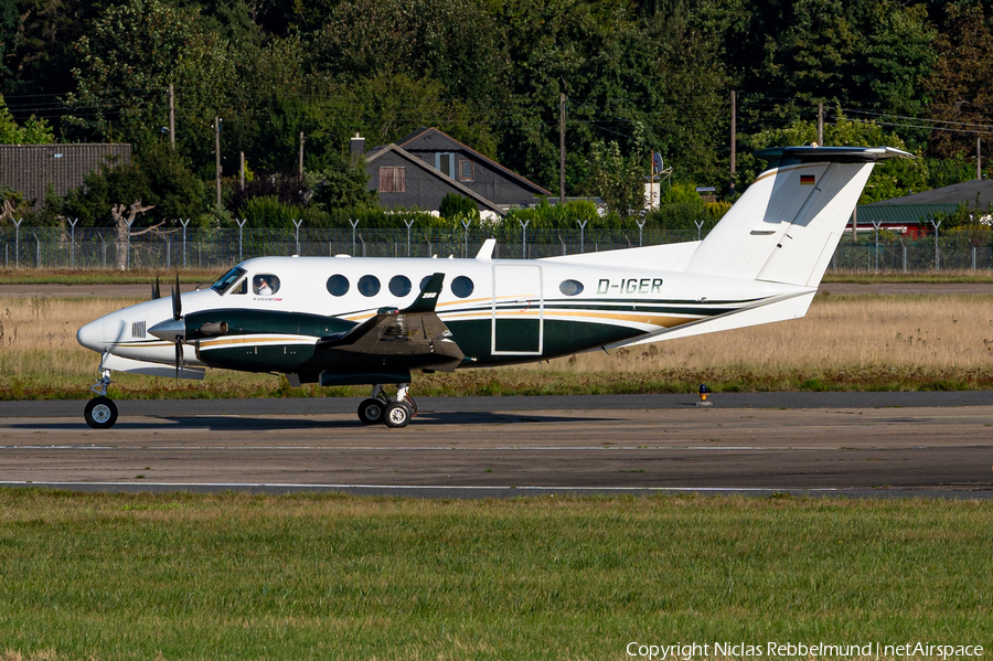 (Private) Beech King Air B200GT (D-IGER) | Photo 400953