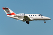 European Flight Academy Cessna 525 Citation CJ1+ (D-ILHB) at  Bremen, Germany
