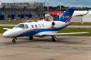 (Private) Cessna 525 Citation CJ1+ (D-IOWA) at  Hamburg - Fuhlsbuettel (Helmut Schmidt), Germany