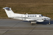Star Wings Dortmund Beech King Air B200 (D-IVIP) at  Berlin - Tegel, Germany