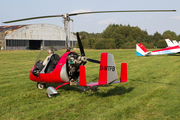 (Private) AutoGyro MT-03 Eagle (D-MTFB) at  Neumuenster, Germany