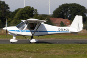 Fly On - Flugschule Marl Ikarus C42 (D-MXCD) at  Marl - Loemuhle, Germany
