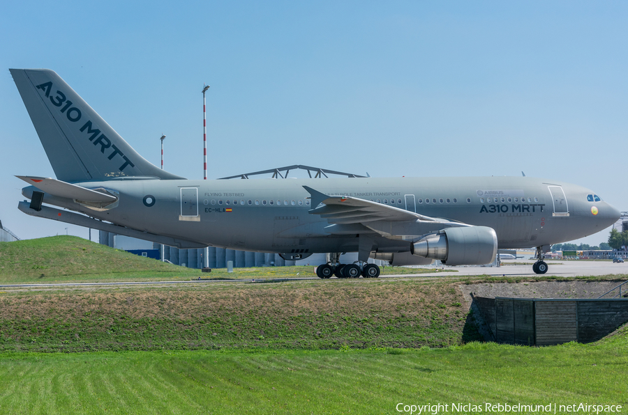 Airbus Industrie Airbus A310-324(MRTT) (EC-HLA) | Photo 255001