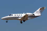 Gestair Cessna 525 Citation CJ1 (EC-HVQ) at  Barcelona - El Prat, Spain