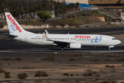 Air Europa Boeing 737-86Q (EC-IDT) at  Gran Canaria, Spain