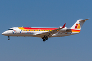 Iberia Regional (Air Nostrum) Bombardier CRJ-200ER (EC-JCL) at  Barcelona - El Prat, Spain