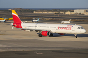 Iberia Express Airbus A321-211 (EC-JEJ) at  Gran Canaria, Spain