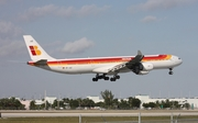 Iberia Airbus A340-642 (EC-JLE) at  Miami - International, United States