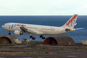 Air Europa Airbus A330-202 (EC-JQG) at  Gran Canaria, Spain
