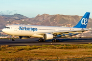 Air Europa Airbus A330-202 (EC-JQG) at  Tenerife Norte - Los Rodeos, Spain