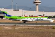 Lagun Air Embraer ERJ-145EP (EC-JYB) at  Palma De Mallorca - Son San Juan, Spain