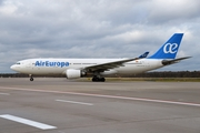 Air Europa Airbus A330-202 (EC-JZL) at  Cologne/Bonn, Germany