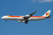 Iberia Airbus A340-311 (EC-KCL) at  New York - John F. Kennedy International, United States