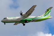 Binter Canarias ATR 72-500 (EC-KGI) at  Gran Canaria, Spain
