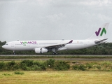Wamos Air Airbus A330-243 (EC-LNH) at  Santo Domingo - Las Americas-JFPG International, Dominican Republic