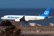 Air Europa Boeing 737-85P (EC-LYR) at  Gran Canaria, Spain