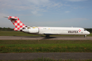 Volotea Boeing 717-2CM (EC-MFJ) at  Nantes/Bougenais - Atlantique, France