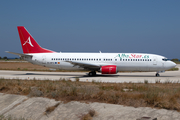 Alba Star Boeing 737-4Y0 (EC-MFS) at  Rhodes, Greece