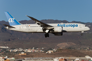 Air Europa Boeing 787-8 Dreamliner (EC-MIH) at  Gran Canaria, Spain