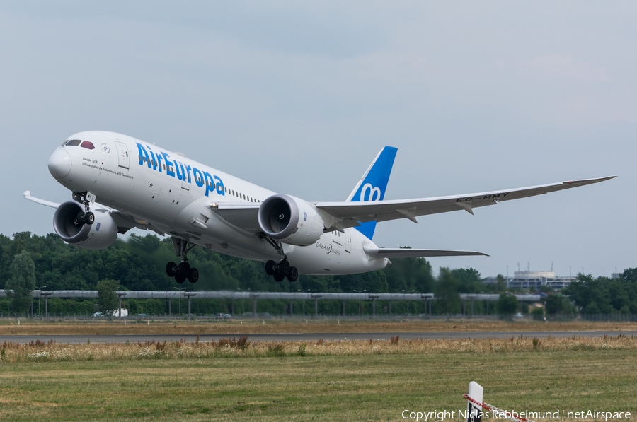 Air Europa Boeing 787-8 Dreamliner (EC-MMY) | Photo 248476