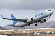 Air Europa Boeing 737-85P (EC-MPG) at  Gran Canaria, Spain