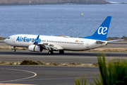Air Europa Boeing 737-85P (EC-MQP) at  Gran Canaria, Spain