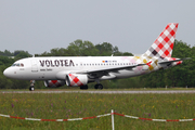Volotea Airbus A319-111 (EC-MTB) at  Nantes/Bougenais - Atlantique, France