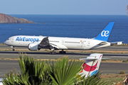 Air Europa Boeing 787-9 Dreamliner (EC-MTI) at  Gran Canaria, Spain