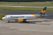 Thomas Cook Airlines Balearics Airbus A320-214 (EC-MTJ) at  Dusseldorf - International, Germany