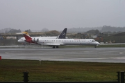 Iberia Regional (Air Nostrum) Bombardier CRJ-1000 (EC-MTZ) at  Porto, Portugal