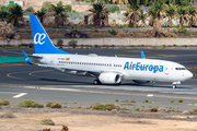 Air Europa Boeing 737-85P (EC-MUZ) at  Gran Canaria, Spain